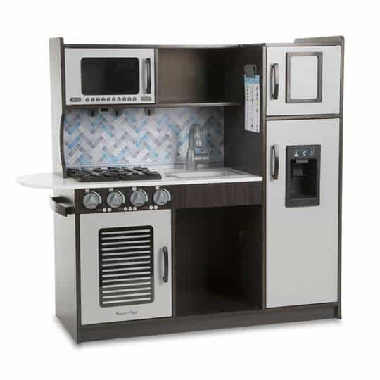 Wooden Chef Kitchen for 4, to 5 year old kids